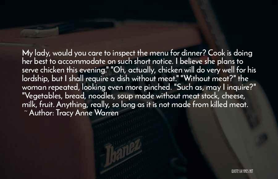 I Will Do My Best Quotes By Tracy Anne Warren