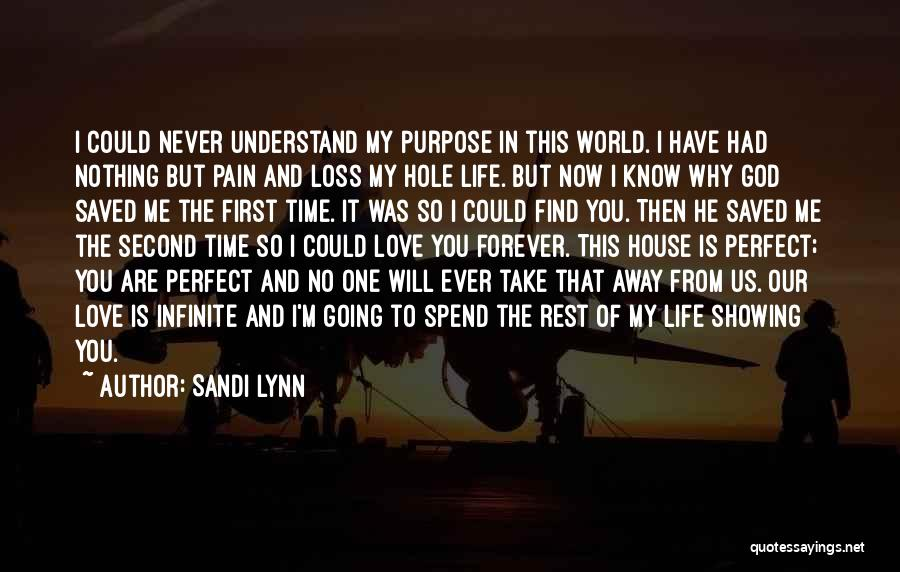 I Will Love You Forever And Ever Quotes By Sandi Lynn