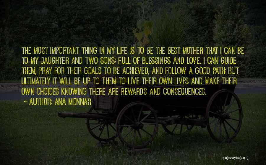 I Will Make My Life Quotes By Ana Monnar