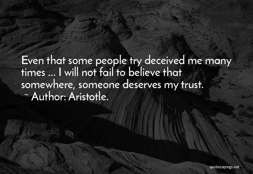 I Will Not Fail Quotes By Aristotle.