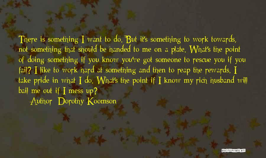 I Will Not Fail Quotes By Dorothy Koomson