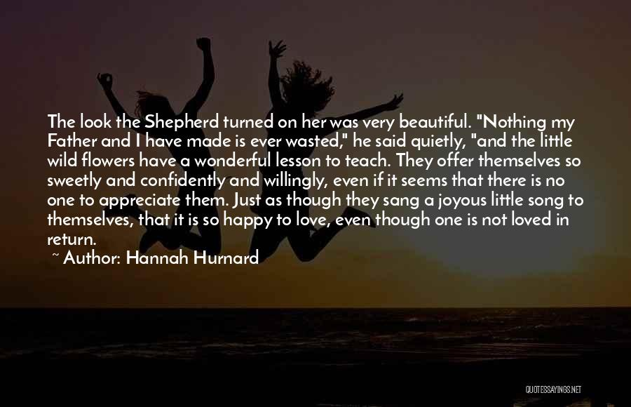I Will Teach You A Lesson Quotes By Hannah Hurnard