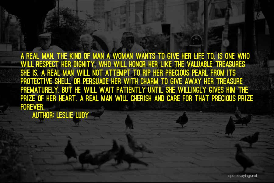 I Will Wait You Forever Quotes By Leslie Ludy
