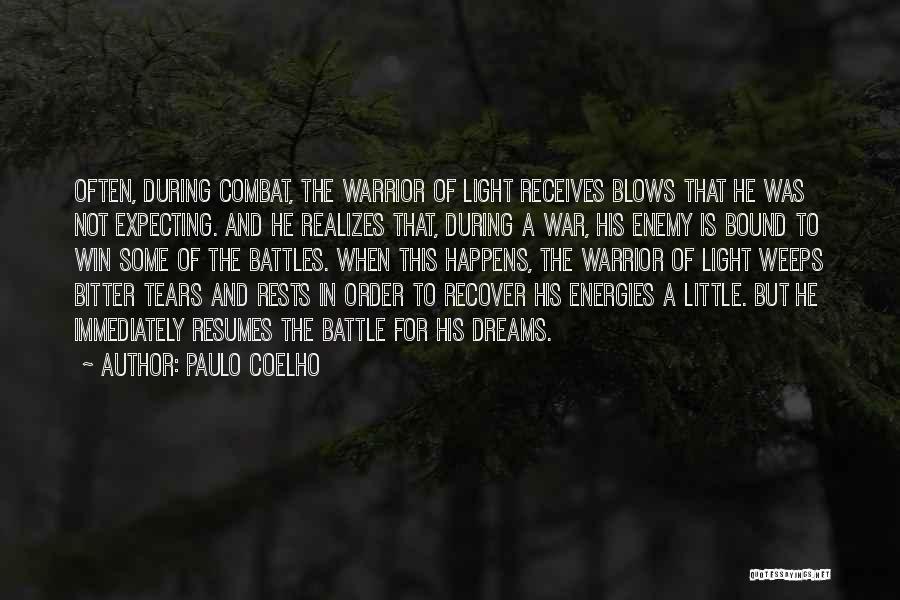 I Will Win Not Immediately Quotes By Paulo Coelho
