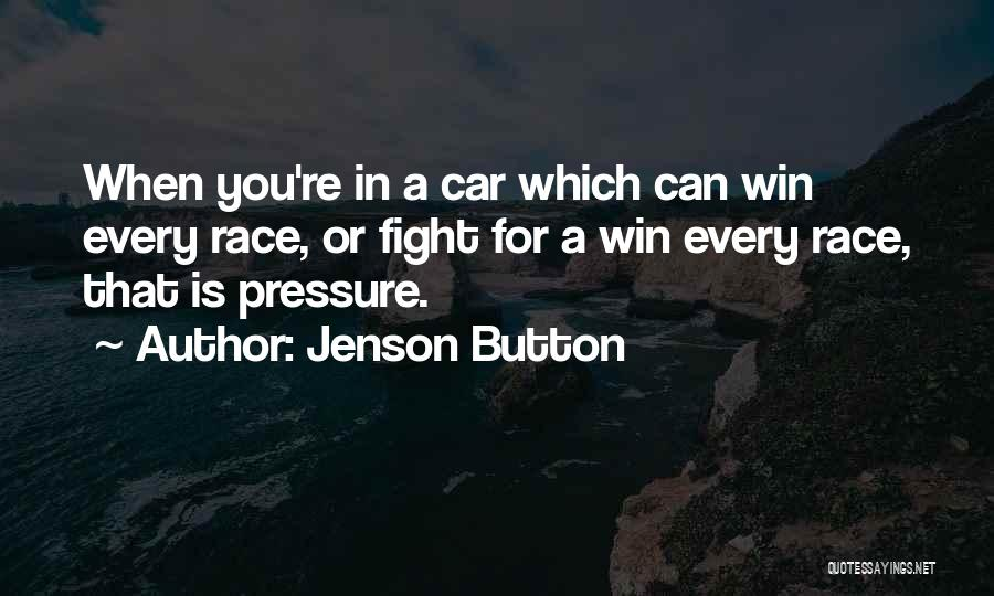 I Will Win The Race Quotes By Jenson Button
