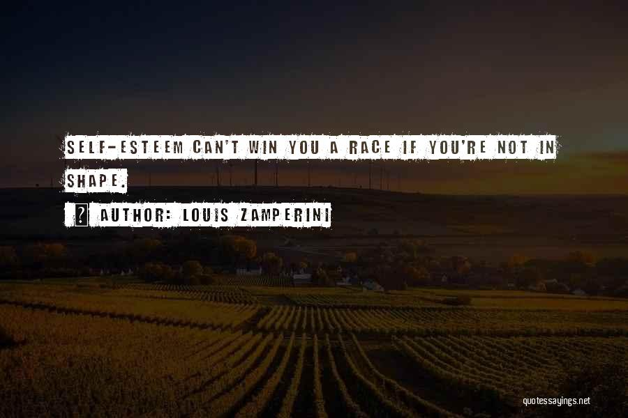 I Will Win The Race Quotes By Louis Zamperini