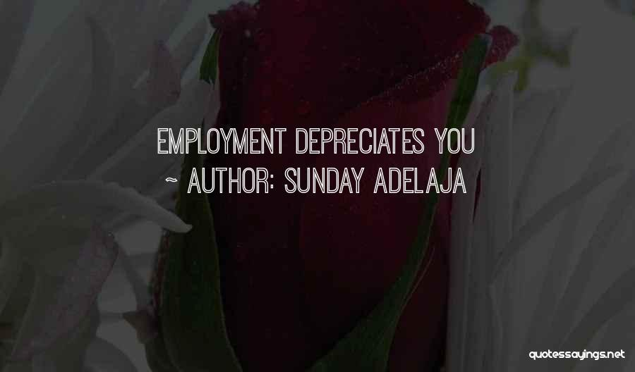 I Wish I Had More Time With You Quotes By Sunday Adelaja