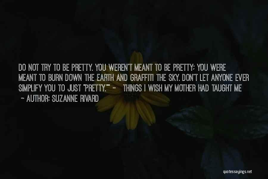 Top 62 I Wish I Were Pretty Quotes Sayings