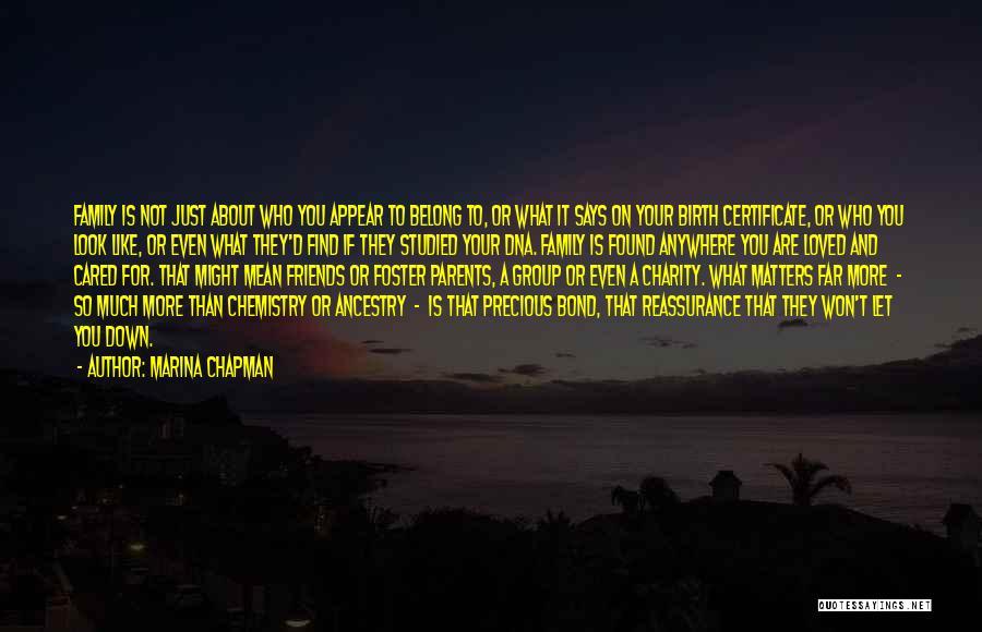 I Wish You Cared Like I Do Quotes By Marina Chapman