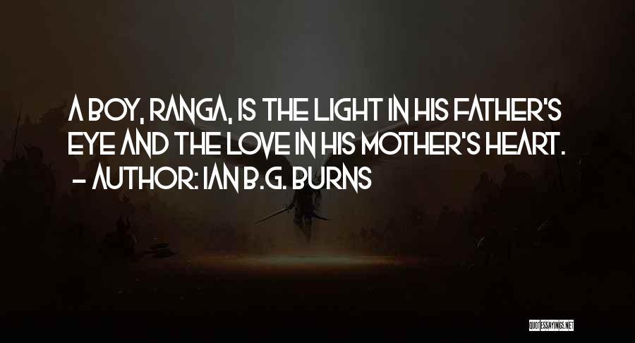 Ian B.G. Burns Quotes 216047