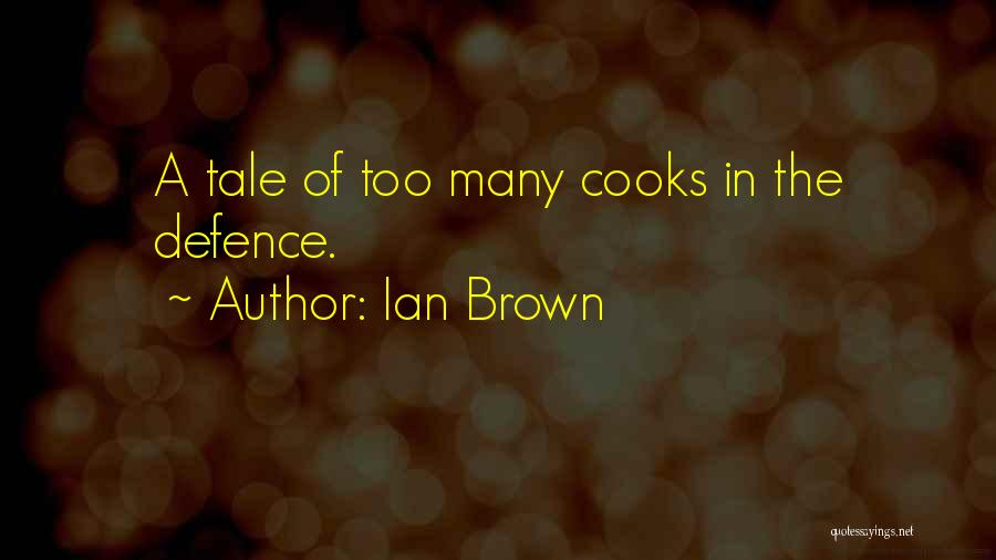 Ian Brown Quotes 1998503