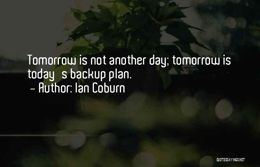 Ian Coburn Quotes 1344176