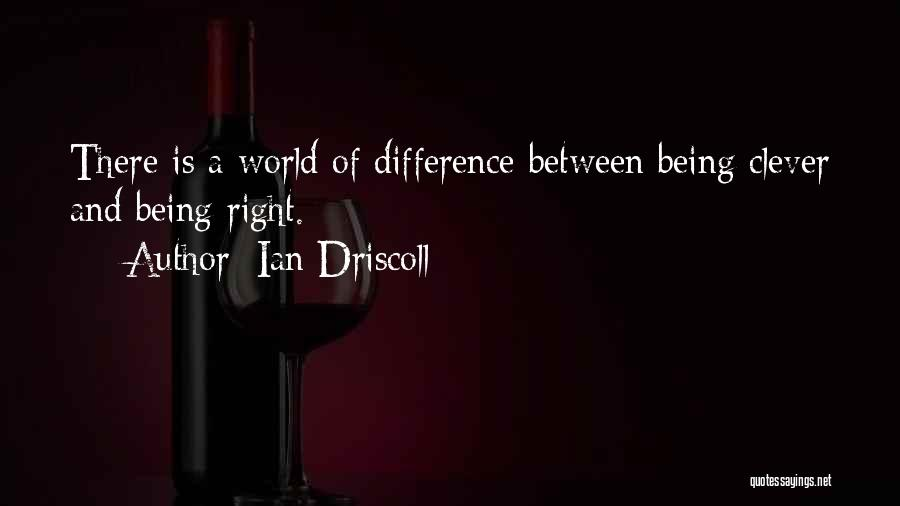 Ian Driscoll Quotes 2219334