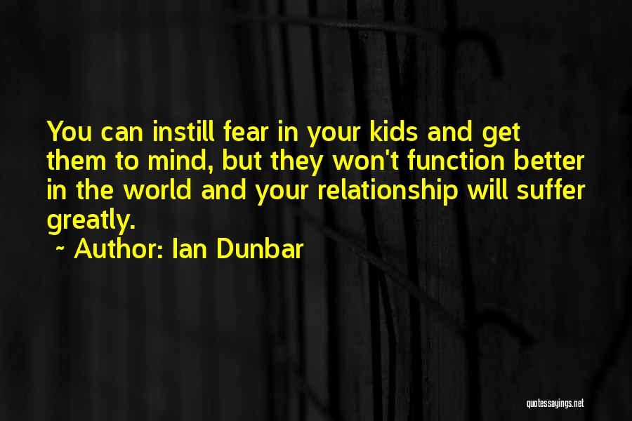 Ian Dunbar Quotes 1557076
