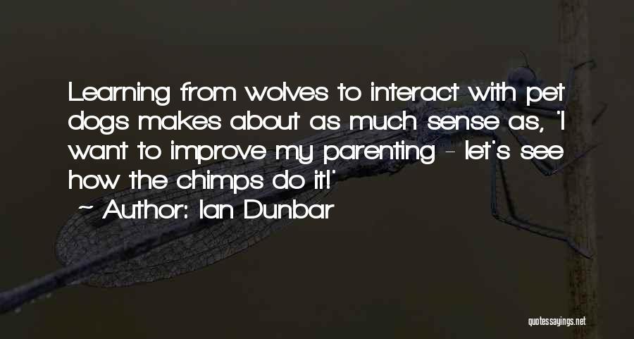 Ian Dunbar Quotes 2012423