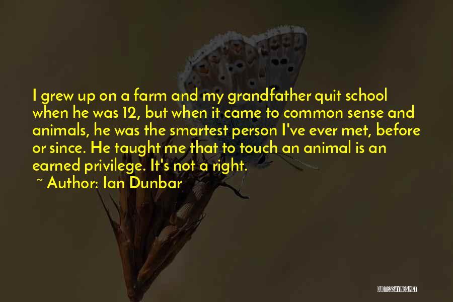 Ian Dunbar Quotes 235424