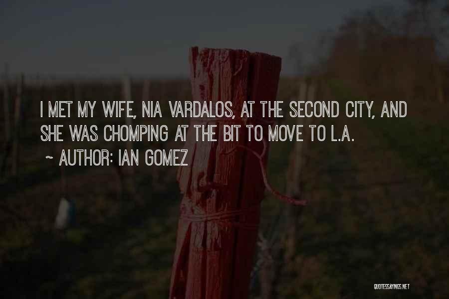 Ian Gomez Quotes 1088422