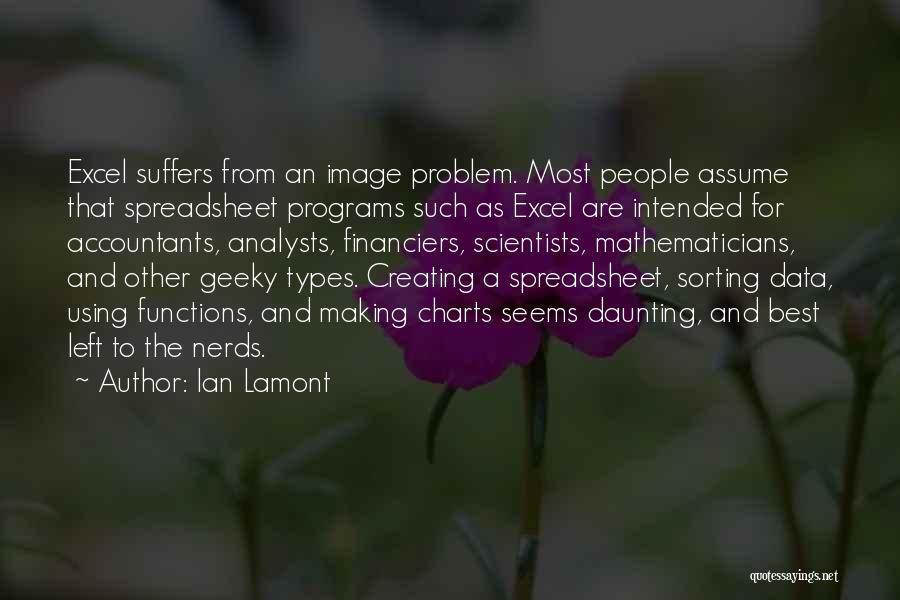 Ian Lamont Quotes 1532838