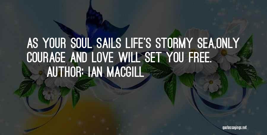 Ian Macgill Quotes 350986