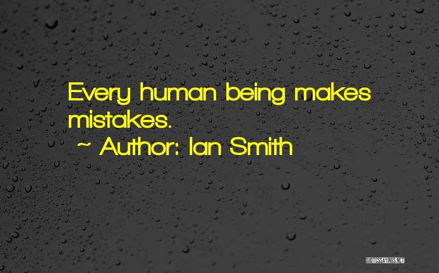 Ian Smith Quotes 2044373