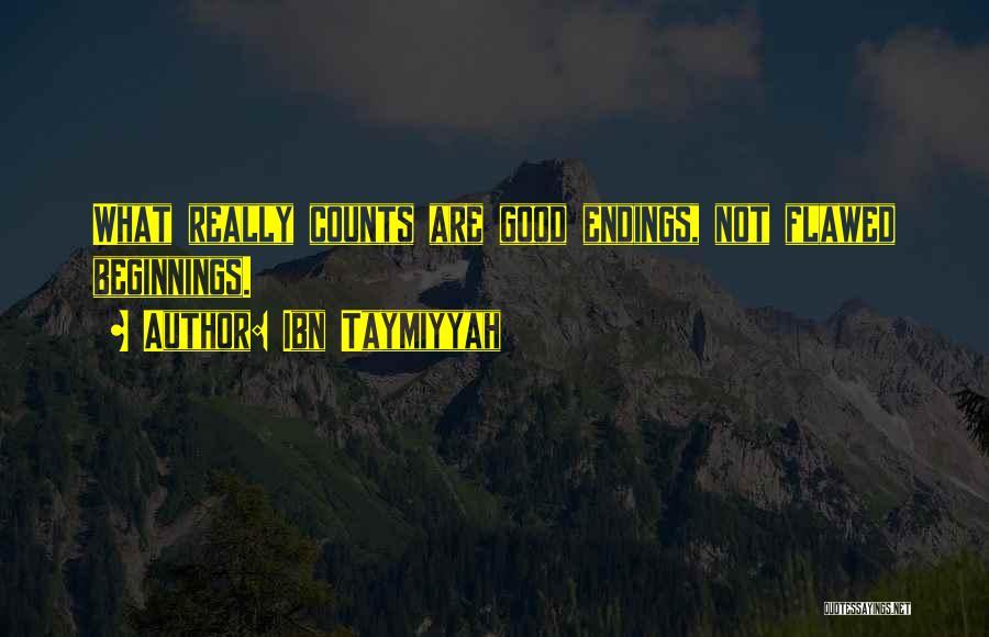 Ibn E Taymiyyah Quotes By Ibn Taymiyyah