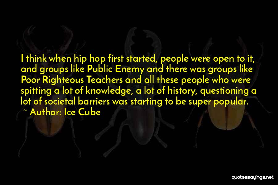 Ice Cube Quotes 346870