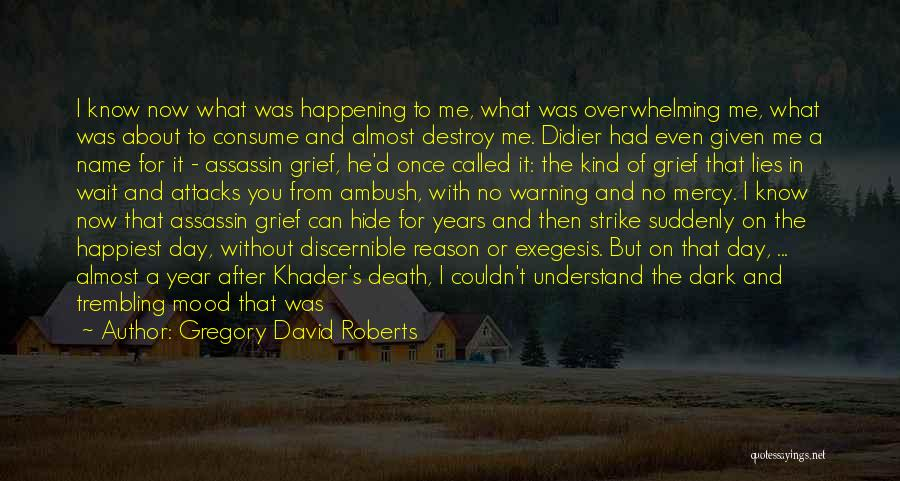 I'd Fight For You Quotes By Gregory David Roberts