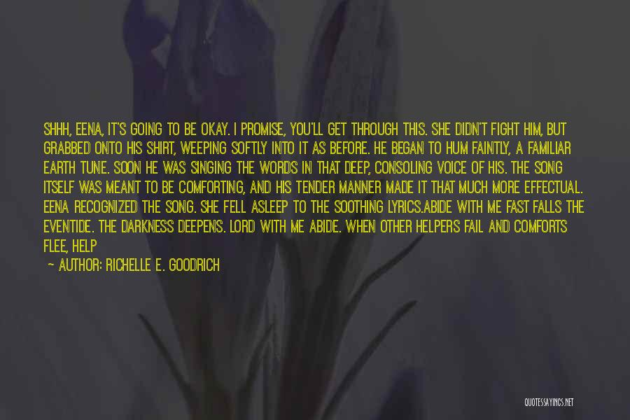 I'd Fight For You Quotes By Richelle E. Goodrich