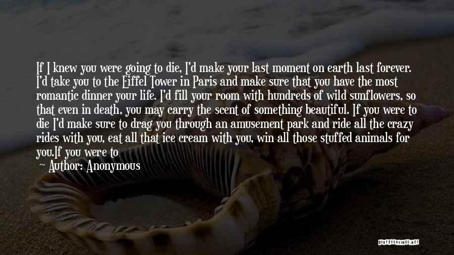 I'd Give You The World Quotes By Anonymous