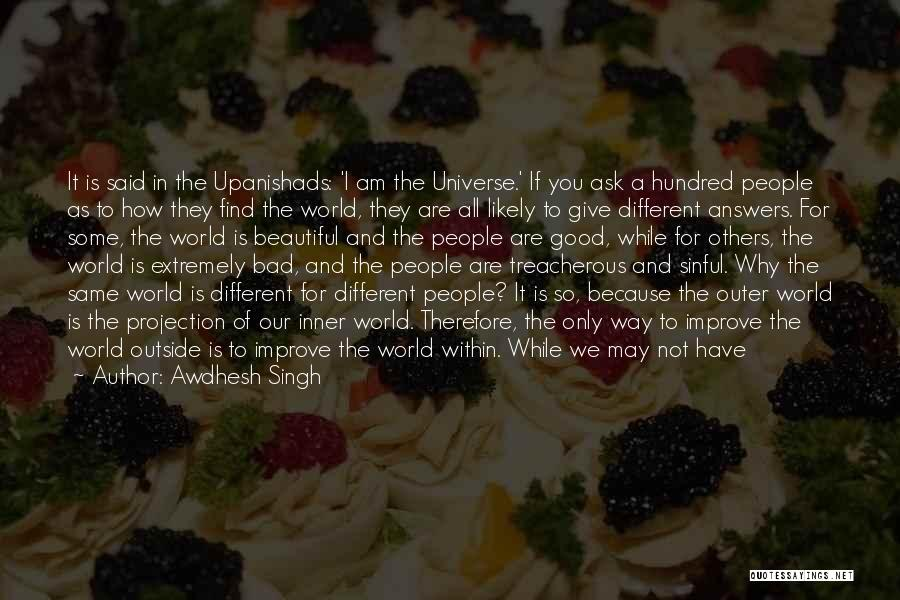 I'd Give You The World Quotes By Awdhesh Singh