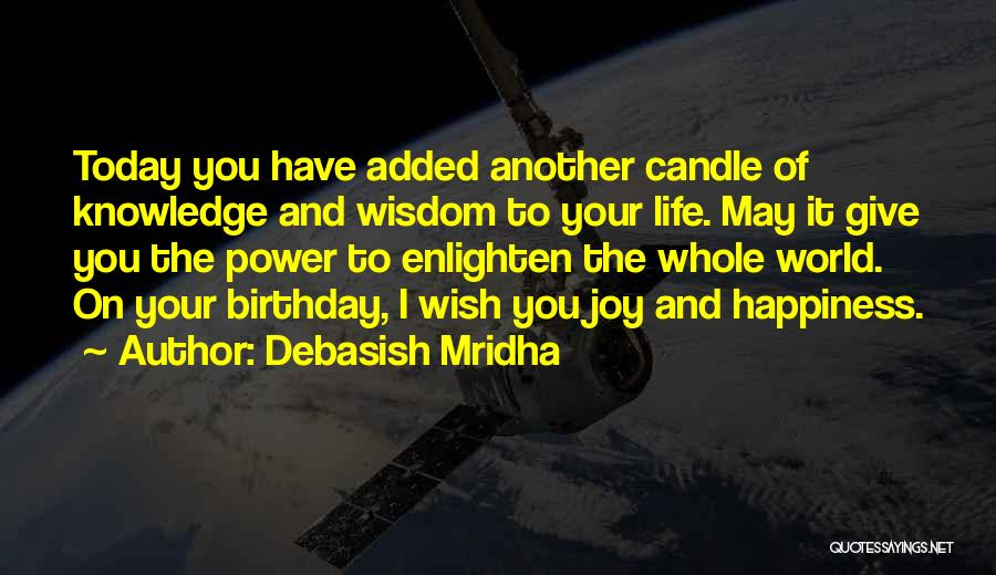 I'd Give You The World Quotes By Debasish Mridha