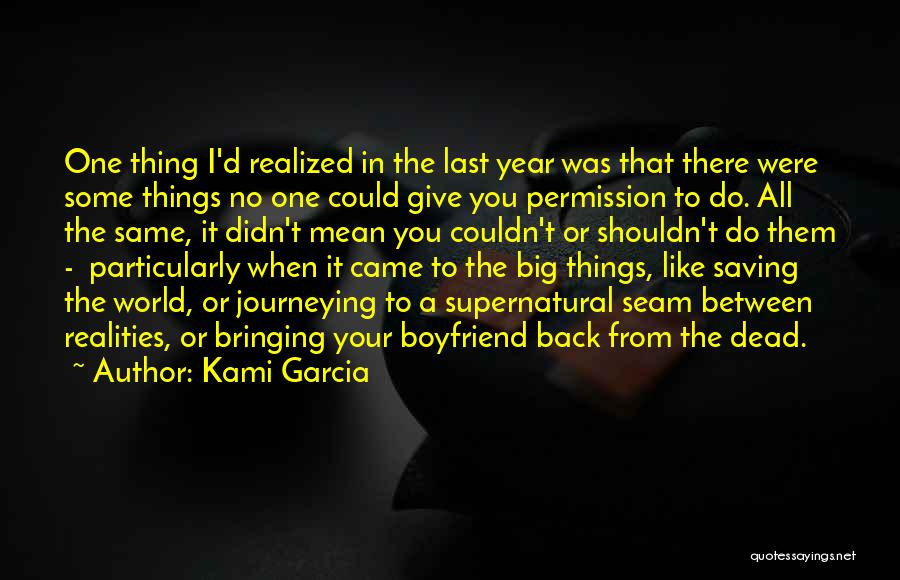 I'd Give You The World Quotes By Kami Garcia