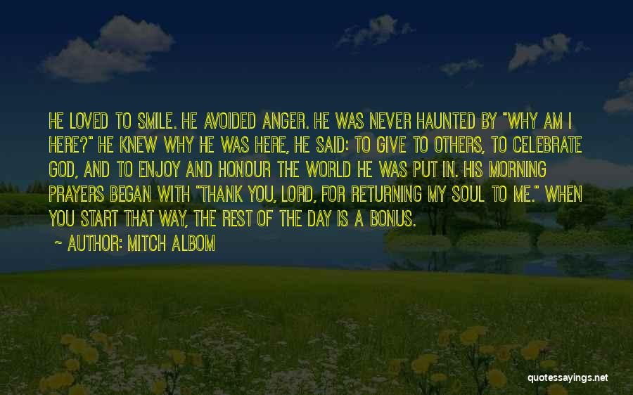 I'd Give You The World Quotes By Mitch Albom