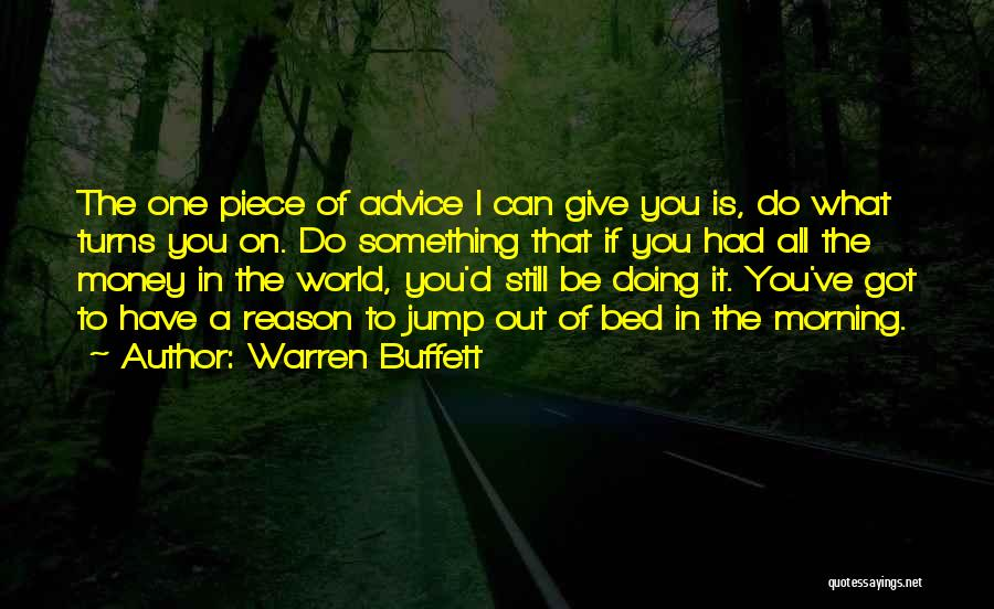 I'd Give You The World Quotes By Warren Buffett