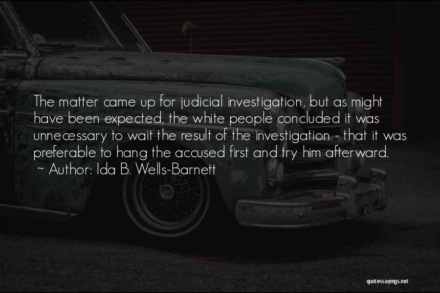 Ida B. Wells-Barnett Quotes 731876