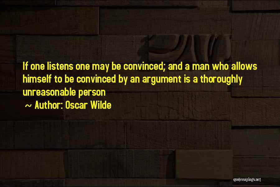 Ideal Person Quotes By Oscar Wilde