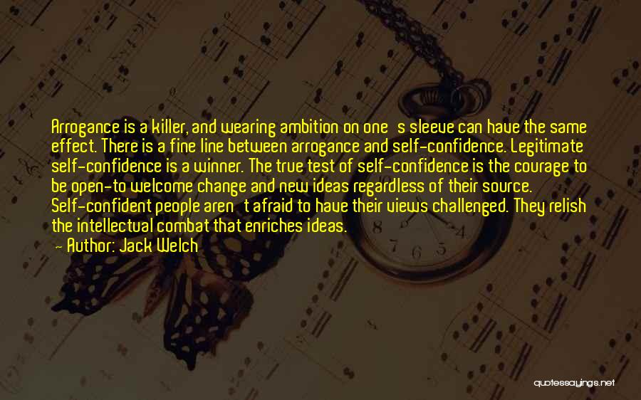 Ideas And Change Quotes By Jack Welch