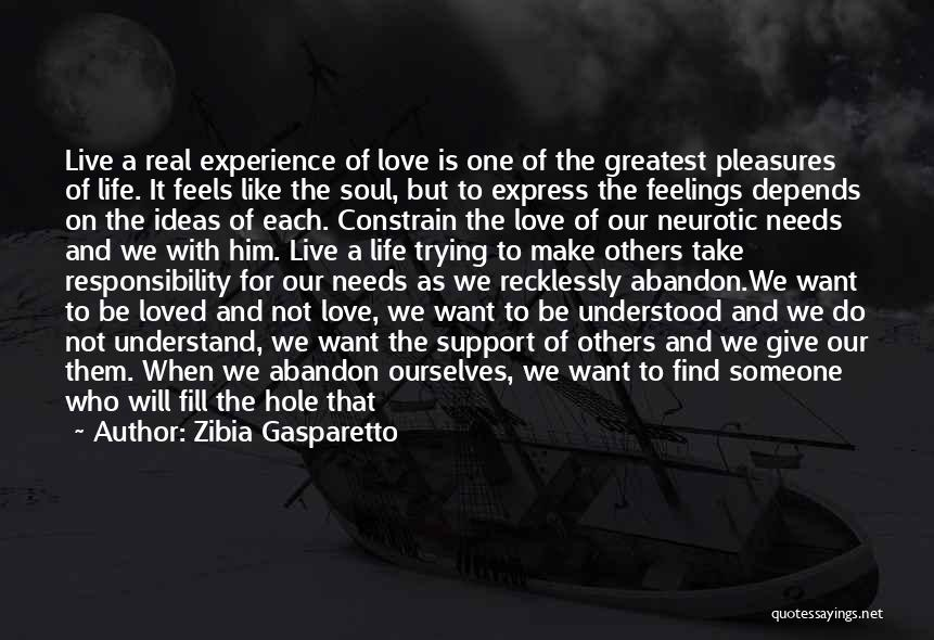 Ideas For Love Quotes By Zibia Gasparetto