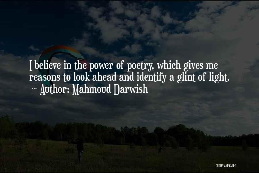 Identify Poetry Quotes By Mahmoud Darwish