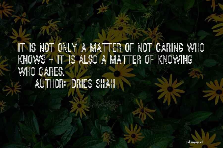 Idries Shah Quotes 1083214