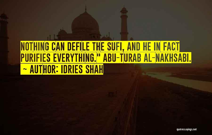 Idries Shah Quotes 1131453
