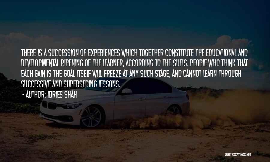 Idries Shah Quotes 1141842