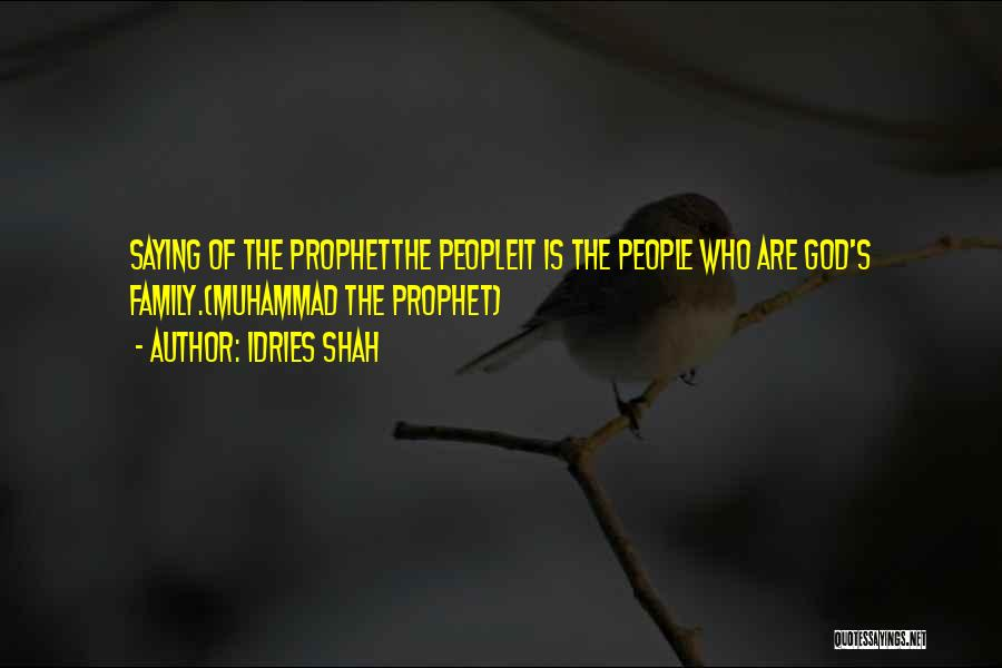 Idries Shah Quotes 1237189