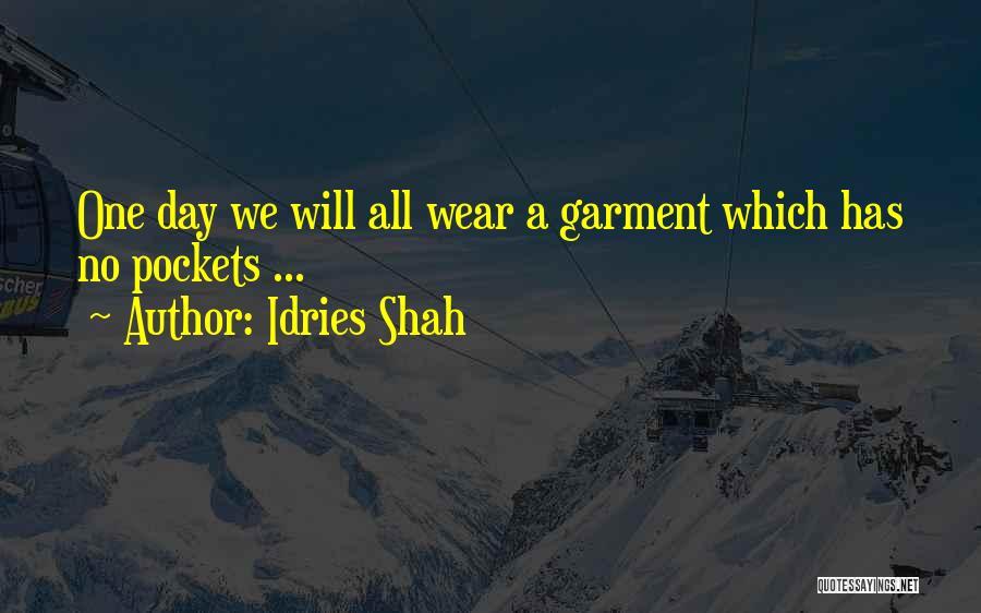 Idries Shah Quotes 1324085