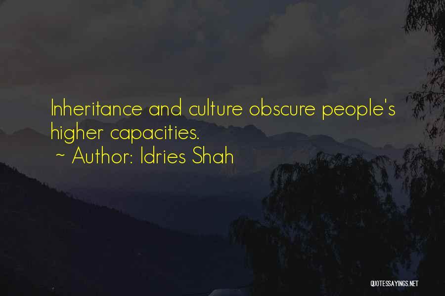 Idries Shah Quotes 1336899