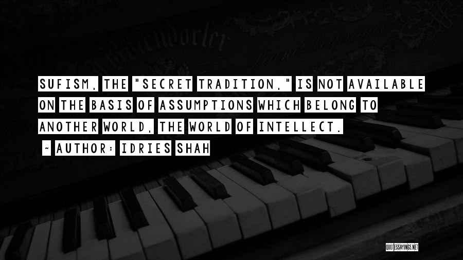 Idries Shah Quotes 1688676