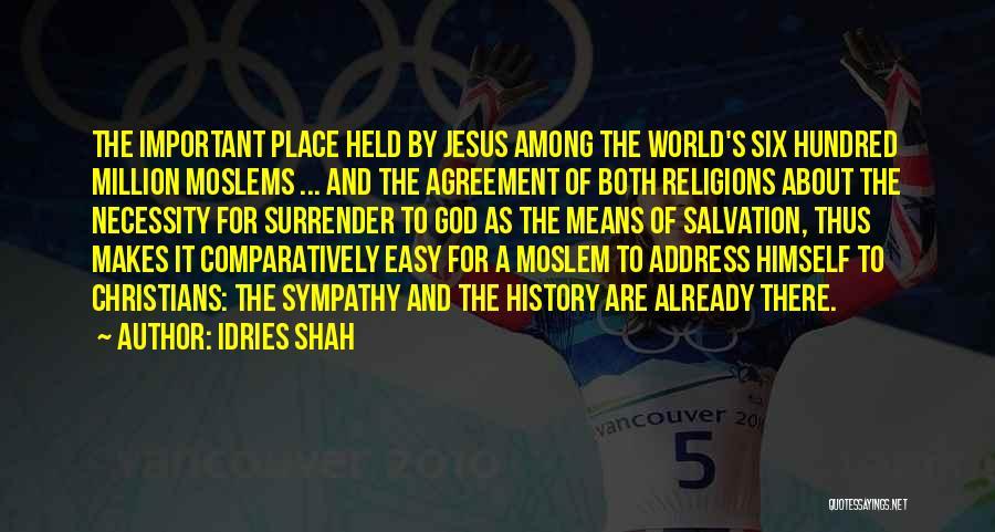 Idries Shah Quotes 1895731