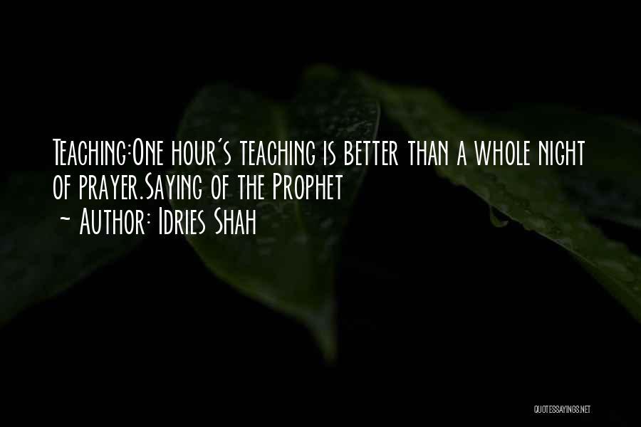 Idries Shah Quotes 2015228