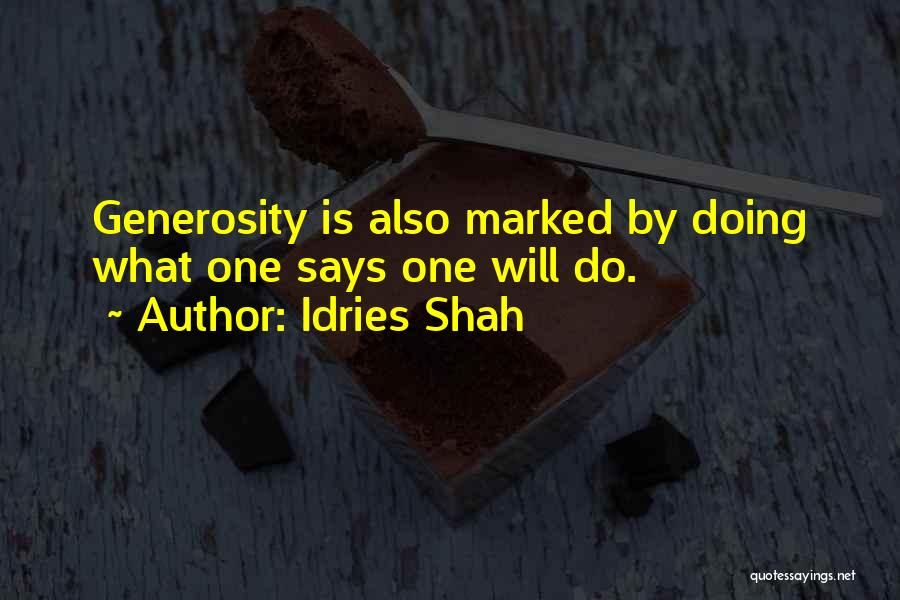 Idries Shah Quotes 2064321