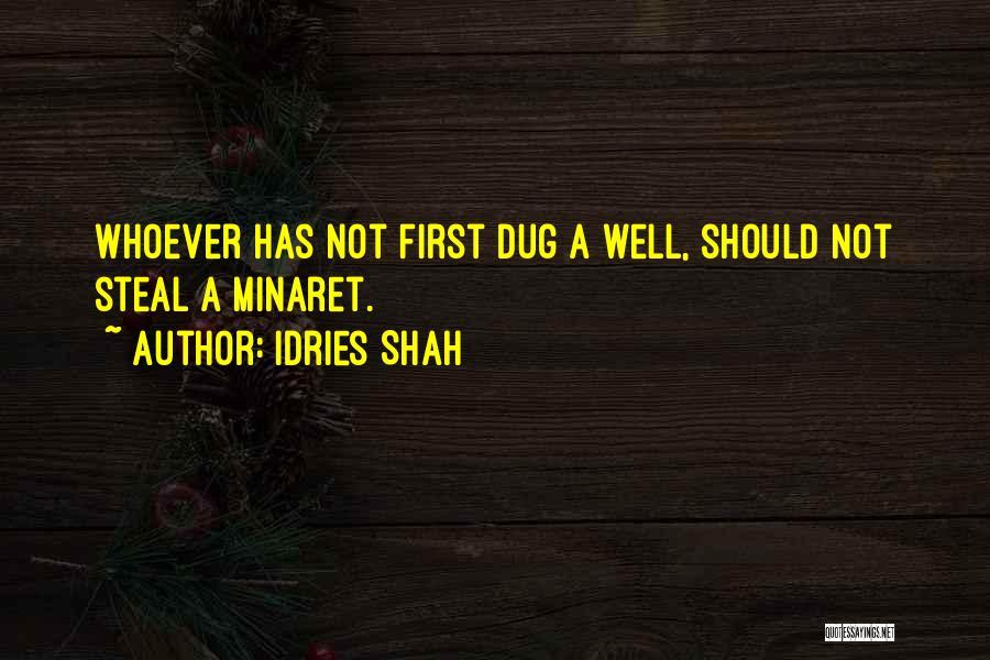 Idries Shah Quotes 2098845